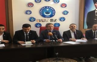 Bursa Diyanet'ten müftü açıklaması