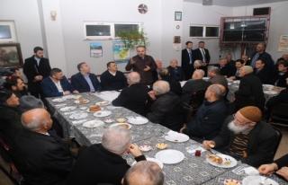 Alinur Aktaş açıkladı;suya ikinci indirim geliyor