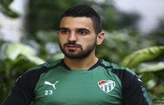 Bursasporlu Aziz'in gözü Avrupa kupalarında