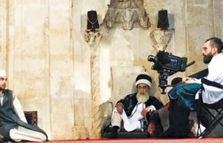Yunus Emre belgeselle anlatıldı