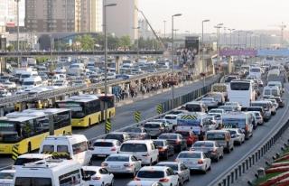 Trafik sıkışlılığının maliyeti '6 milyar'