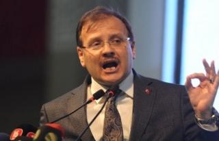 Başbakan Yardımcısı Çavuşoğlu, 'Meclise kadın...