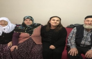Bursa'da evlatlık verdiği kızına 39 yıl sonra...