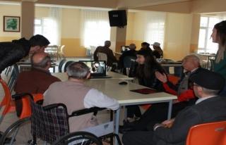Uludağ Üniversitesi öğrencilerinden vefalı davranış