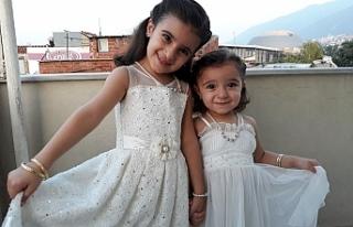 Bursa'da 2 küçük kızı kaçıran üç kadından...
