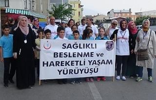Bursa'da, Mümin Gençoğlu-1 İlkokulu öğrencileri...