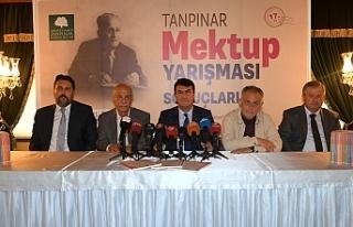 Bursa Tanpınar Edebiyat Yarışması sonuçları...