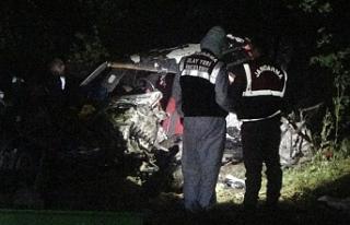 Bursa'da vahşet gibi kaza... 3 ölü 3 yaralı