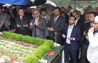 Bursaspor'un şampiyon başkanına vefa