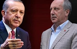 Erdoğan'dan İnce'nin randevu talebine...