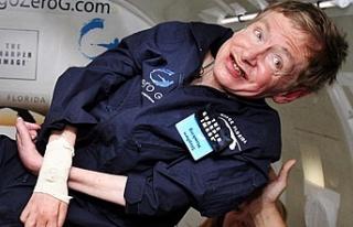 Hawking ölmeden önce bunları yazmış