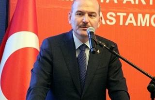 İçişleri Bakanı Soylu'dan 24 Haziran'da...