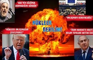 Nükleer anlaşmada çıkmaz!