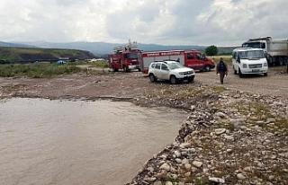 Şırnak'ta sağanak yağış faciaya yol açtı......