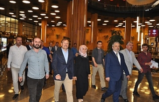 """Başbakan Yardımcısı Hakan Çavuşoğlu: """"Türkiye'yi..."""