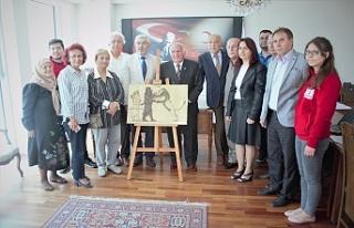 Bursa'da Kızılay'da 40 yıllık koltuk...