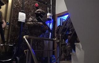 Siber Suçlarla Mücadele'den Lüks rezidansa...