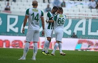 Bursaspor'u bu kez VAR sistemi bile yenemedi