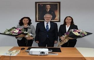 Uludağ Üniversitesi'ne 5 yeni dekan