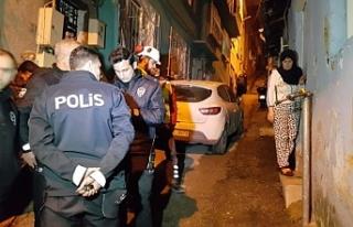 Bursa'da az kalsın mahalleyi havaya uçuracaktı