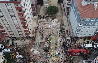 Kartal'da çöken bina ile ilgili flaş gelişme!...