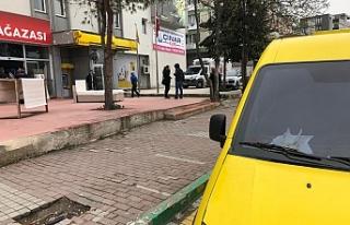 Bursa'da şok! Silahlı şahıs, PTT'yi...