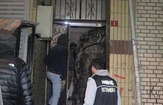 İstanbul'da uyuşturucu tacirlerine şok!