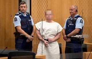 Yeni Zelanda'daki terörist gözaltında tutulacak