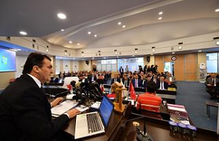 Osmangazi'de Yeni Dönemin İlk Meclisi
