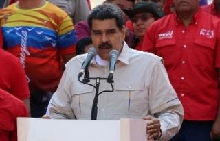 "Venezuela lideri Maduro: ""Halkı sokağa davet..."