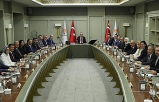 AK Parti'de 23 Haziran'da hedef sandığa...