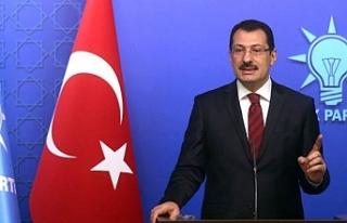 AK Parti'den İstanbul açıklaması: Birçok...