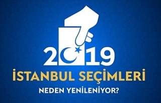 AK Parti'den 'İstanbul seçimleri neden...