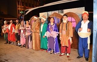Arslan Bey'in Kerimesi İznik'te sergilendi