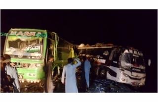 Belucistan eyaletinde: 5 ölü, 25 yaralı