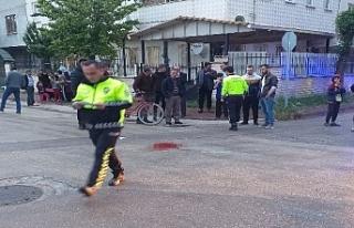 Bursa'da feci kaza : 1 ağır yaralı
