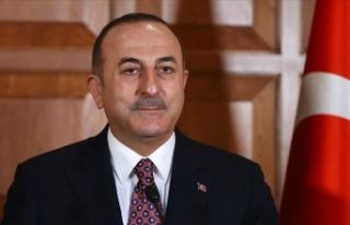 Çavuşoğlu: Türkiye, KKTC ve Kıbrıs Türk halkı...
