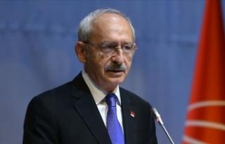 CHP Genel Başkanı Kılıçdaroğlu: Türkiyemiz...