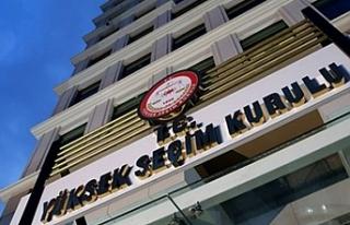 CHP , YSK'ya seçim iptali başvurusu yaptı