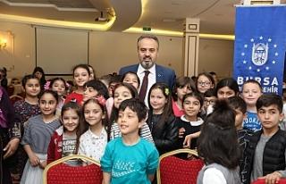 Çocuklara Büyükşehir'den iftar