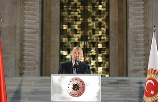 Cumhurbaşkanı Erdoğan: 2023 yılında bambaşka...