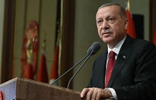 Cumhurbaşkanı Erdoğan'dan 'Anneler Günü'...
