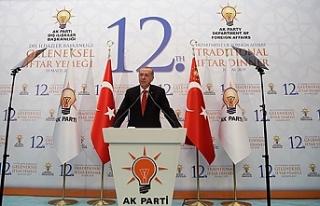Cumhurbaşkanı Erdoğan'dan Avrupa'ya net...