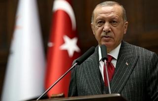 Cumhurbaşkanı Erdoğan: Münbiç'i ve Fırat'ın...