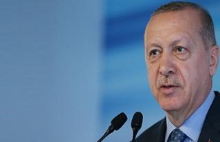 Erdoğan: 'Adayımız belli Binali Yıldırım'dır'