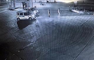 Erkek şiddetine maruz kalan kadınlar istasyona sığındı