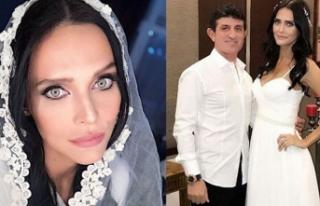 Fatoş Kabasakal'dan eşi Erkan Kayhan ve kızı...