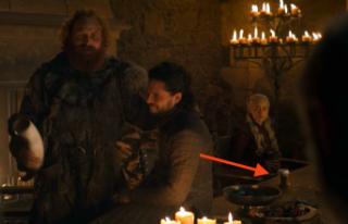 Game of Thrones'tan görünmez hata!