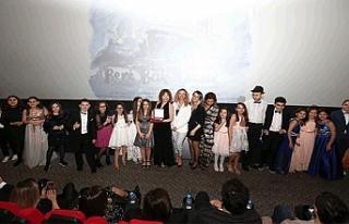 Geleceğin oyuncuları, Film Festivali'nde buluştu