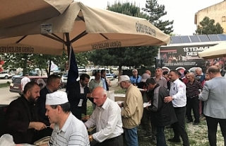 Gürsu'da Ramazan bereketi